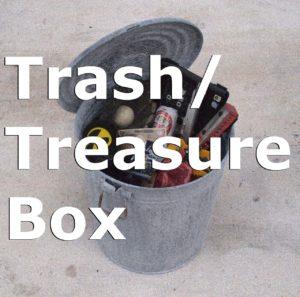 Trash/Treasure Box / Muscle Soul
